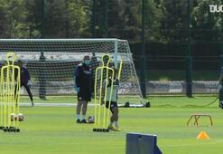 Manchester Cityde kondisyon antrenmanları devam ediyor