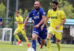 Fenerbahçede Riva kampı sona erdi