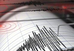 Son dakika I Çorumda 3.9 büyüklüğünde deprem