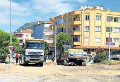 Hasan Ercan'da çalışmalar sürüyor