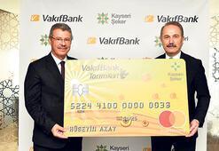 VakıfBank'tan 15 bin çiftçiye Tarım Kart