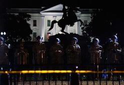Pentagon geri adım attı: Askerleri Washingtondan çekmiyorlar