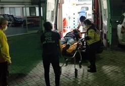 Kâğıthanede sabaha karşı silahlı saldırı: 1 kişi ağır yaralandı