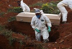 Son dakika... Corona virüs nedeniyle son 24 saatte toplam 2 bin 441 ölü