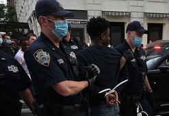 ABDde Floyd için düzenlenen gösterilerde gözaltı sayısı 10 bini geçti