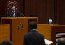 Hong Kong'da tartışmalı Çin Milli Marşı yasası kabul edildi
