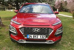 Hyundai Kona Türkiye yollarında