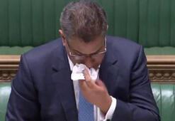 Son dakika... Parlamentoda corona virüs paniği Apar topar test yaptılar