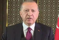 Son dakika... Cumhurbaşkanı Erdoğandan Küresel Aşı Zirvesine mesaj