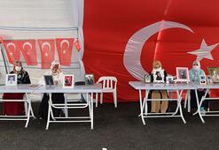 HDP önündeki eylemde 276ncı gün