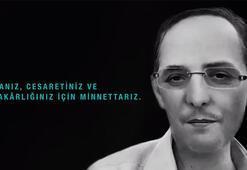 Bakan Kocadan, Murat Çidam paylaşımı: Minnettarız