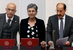 Son dakika... Milletvekilliği düşürülen HDPli Güven ve Farisoğulları tutuklandı Enis Berberoğlu gözaltına alındı