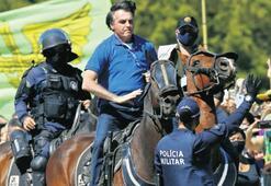 Bolsonaro aradığı Sağlık Bakanı'nı 'ordudan' buldu
