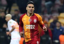 Son dakika | Falcao Galatasaraydan ayrılıyor mu Arkadaşı açıkladı...