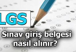 LGS sınav yerleri ve giriş belgeleri ile ilgili duyuru yapıldı mı Gözler MEBde...