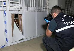 Adıyamanda eve giren hırsızlar 15 bin lira çaldı