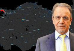 Prof. Dr. Mehmet Ceyhan hayal deyip açıkladı: İstanbul 7, Türkiye 25...