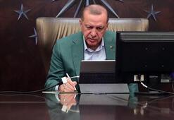 Cumhurbaşkanı Erdoğan kısıtlamayı iptal ettiğini açıkladı