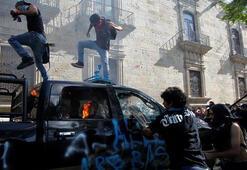 Son dakika: George Floyddan sonda Lopez... Meksikalılar sokaklara döküldü