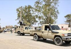 Libya ordusu Trablusun güneyindeki Urban beldesinde kontrolü sağladı