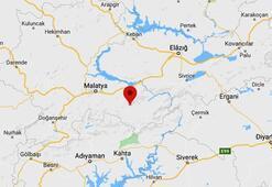 Son dakika | Malatyada korkutan deprem Deprem birçok ilde hissedildi