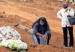 Brezilya ölümde üçüncü