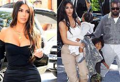 Kim Kardashian ile Kanye West evleri ayırıyor