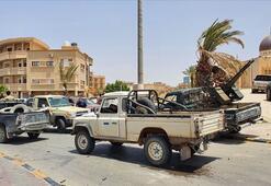Son dakika... Libya Ordusu yeni harekat başlattı