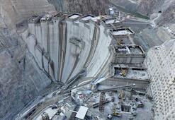 Yusufeli Barajı nerede Yusufeli Barajı bitti mi