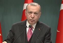 Cumhurbaşkanı Erdoğan: Ekonomimize yılda 1,5 milyar lira katkı sağlayacak