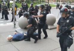 ABDde 2 polise ikinci derece saldırı suçlamasıyla dava açıldı.