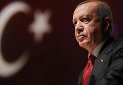 Son dakika... Cumhurbaşkanı Erdoğan: Çığır açacak eserlerin yükselişinin sevincini yaşıyoruz