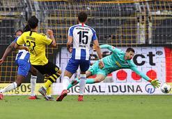 Borussia Dortmund - Hertha Berlin: 1-0