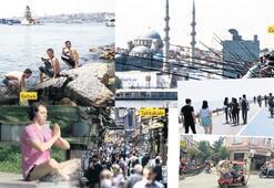 İstanbul kendini dışarı attı