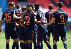 Bayer Leverkusen-Bayern Münih: 2-4