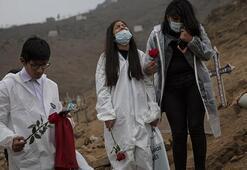 Peruda son 24 saatte corona virüs nedeniyle 139 kişi öldü