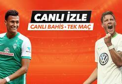 Werder Bremen - Wolfsburg canlı bahis heyecanı Misli.comda
