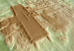 En eski ve en büyük Maya anıtı keşfedildi