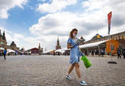 Rusyada tsunami durulmuyor Corona virüs...