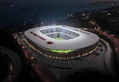 Vodafone Park, Süper Lig maçlarını bekliyor