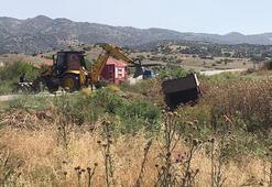 Aydında işçileri taşıyan kamyonet devrildi 2 ölü, 8 yaralı