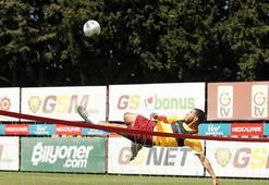 Galatasarayda Rizespor mesaisi