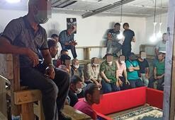 Son dakika... Çatıda tribün kurarak horoz dövüştürenlere 206 bin TL ceza