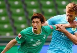 Son dakika haberleri   Werder Bremen - Wolfsburg maçına damga vuran an