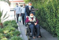 Engelli gence akülü sandalye