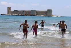 UNESCO tescilli Kızkalesinde bu yıl zam yok