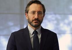 İletişim Başkanı Altundan Tuzla Camii açıklaması