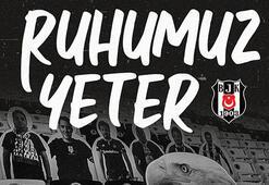 Beşiktaşta tribünler doluyor