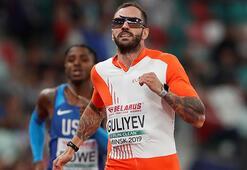 Dünya şampiyonu milli atlet Ramil Guliyev: Hedefim her zaman altın