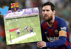 Lionel Messiyi Palandökene davet ettiler